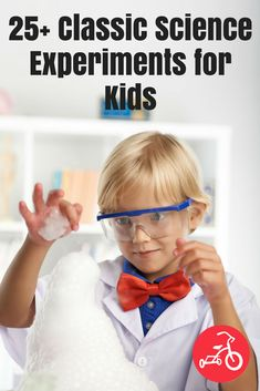 26 Easy Science Experiments for Kids. #scienceexperiments #activitiesforkids #scienceexperimentsforkids