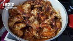 Pratik Mangal Tadında Tavada Kanat Iftar, Kfc, Chicken, Food, Meal, Essen, Hoods, Meals, Eten