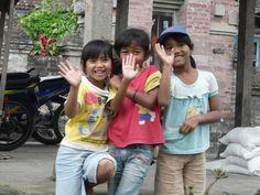 Children from Bali