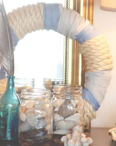 Nautical Wreath perfect for summer!