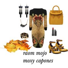"""mojo moxy roam capones"" by jennyliford on Polyvore"