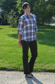 How to Style Corduroy Pants 3 Different Ways