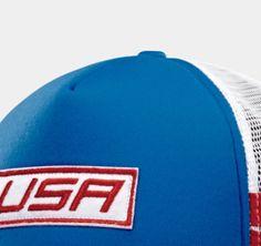 USA Trucker Cap