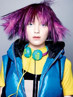 guido palau redkens global styling director fr die teen vogue chicquerocom - Coloration Redken