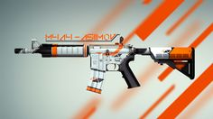 Photos Counter Strike Assault rifle asiimov cs:go global offensive skin Games Army vdeo game military Android Phone Wallpaper, 4k Wallpaper For Mobile, Wallpaper Pc, Cs Go Wallpapers, Gaming Wallpapers, 480x800 Wallpaper, Concept Weapons, Assault Rifle, Friends Hot