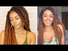 Marley Twist Style in Less Than 10 Minutes [Video] - Black Hair Information