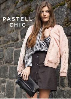 #pastell #chic #simpleetchic #outfit #bloggerstyle