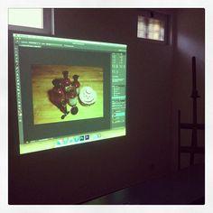#photoshop con Daniele Zedda #color #correction