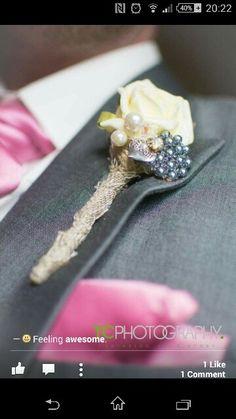 Button hole groom