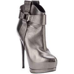 Giuseppe Zanotti Design Platform ankle boot and other apparel, accessories and trends. Browse and shop 8 related looks.