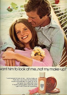 Cover Girl Look at Me 1974