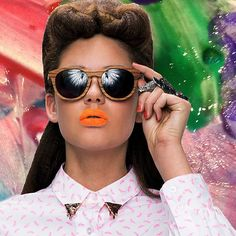 Gafas # Madera # Arte Movil Joyeros