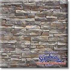 Large Photo of Stacked Stone- Nantucket