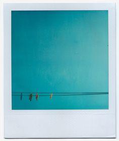 turquoise sky photography art polaroid by Grant Hamilton Gouache, Polaroid Pictures, Polaroids, Vintage Polaroid, Artsy Photos, Collage, Colour Pallete, Lomography, Blue Aesthetic