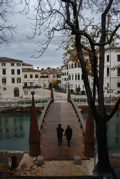 Treviso, Italy  Can't wait to see the family again
