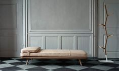 Spine Daybed lit de jour design scandinave Space, banquette de luxe FREDERICIA