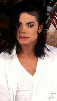 """Michael Jackson on the Set of """"Black or White"""" music vid... """"It don't matter if you're black or white!"""""""