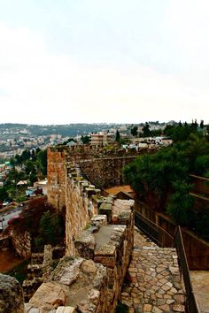 Taking a walk along the old city walls gives you a different perspective on the history of this beautiful city.