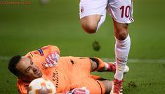 Arsenal, con David Ospina, venció al Milán en Italia: 0-2