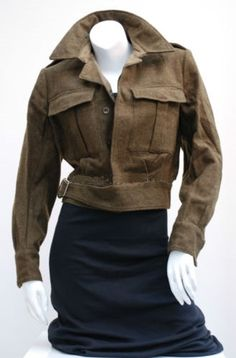 Vintage Dutch replica of British WW2 Dad's Army by ChevaldeGuerre
