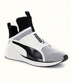 9316e0aa5f5439 Puma Womens Fierce Core HighTop Sneakers  Dillards Girls Sneakers