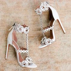 Wedding Shoe Inspo! We Love These