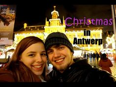 [VIDEO] CHRISTMAS SHOPPING IN ANTWERP!  That's right, guys. I'm getting ready to go to Peru!  In this video Steve and I go to the lovely city of Antwerp. We walk around the Christmas markets, do some Christmas shopping and eat some of the best chocolate in the city.  If you want to see more of our adventures, make sure to subscribe. We will be uploading a new video every Tuesday!  TWITTER: https://twitter.com/sabb1511  INSTAGRAM: http://instagram.com/sabb1511