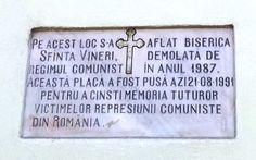 Vedere din București. Placa memorială pe un bloc construit acolo unde se afla Biserica Sfânta Vineri.  Foto cu telefonul: Călin Hera Home Decor, Decoration Home, Room Decor, Home Interior Design, Home Decoration, Interior Design