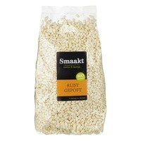 Bestel gemakkelijk je Smaakt Gepofte rijst (200 g)  online bij Albert Heijn. Al je boodschappen thuisbezorgd of ophalen.