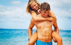 Beach season is here, and so is its shirtless dress code. Are you ready to bring a six-pack to the party?