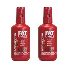 Samy Fat Hair '0' Calories Amplifying Mist Spray 6oz (2 Pack) * Details can be found by clicking on the image.