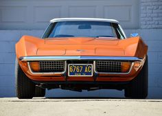 1972 Corvette Maintenance/restoration of old/vintage vehicles: the material for new cogs/casters/gears/pads could be cast polyamide which I (Cast polyamide) can produce. My contact: tatjana.alic@windowslive.com