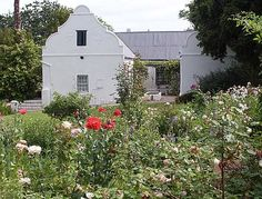 Moolmanshof | in South Africa, Western Cape, Route 62, Cape Overberg, Swellendam, Swellendam area Cape Dutch, Garden Walls, Old World Charm, Adventure Is Out There, South Africa, Holland, Shed, Farmhouse, Outdoor Structures