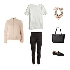 French Minimalist Capsule Wardrobe Spring 2017 - outfit #9