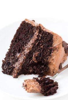 The BEST Chocolate Cake Follow Hypepress on instagram