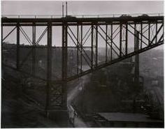 (Overview: Bloomfield Bridge) CLYDE HARE (AMERICAN, JULY 11, 1927–OCTOBER 14, 2009) 1951