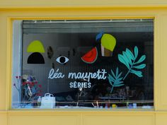 Léa Maupetit - Vitrine Klin d'œil