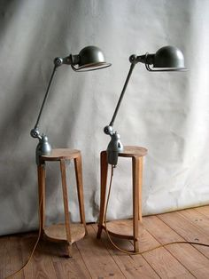 Two of a kind - can't have too many Jildé Lamps