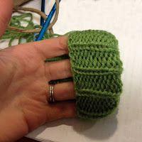 Tejer Cactus: de coser Descalzo