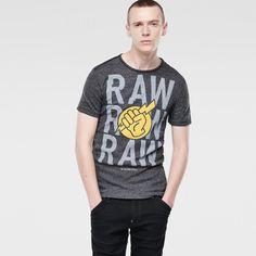 G-Star Raw heren T-shirt