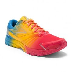 Brooks Launches Popular Shoes In Dazzling Colors - Women's Running