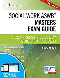 Social Work ASWB Masters Exam Guide 33563ef8a