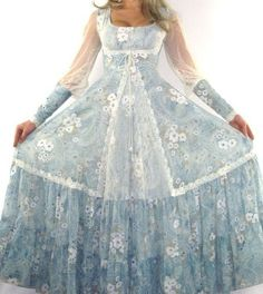 OMG - I had almost forgotten about these! Vintage Gunne Sax dresses - I was such a huge gunne sax girl.