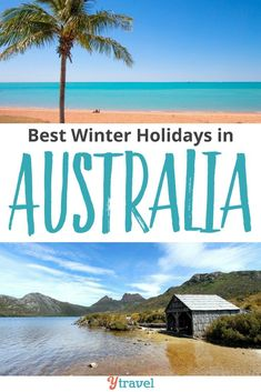 The Best winter destinations in Australia! We've selected 10 winter holiday destinations you'll love for the holidays, Christmas or Winter vacation - with options for hot or cold weather! Australia is an amazing country whereas you can experience the joy of all seasons.  Skiing in Victoria, hiking in Tasmania, Port Douglas and the beaches of Queensland, and a road trip and hiking in Uluru.  Not sure what to do? These ideas will help you choose! #Australia #wintervacation #wintertravel…