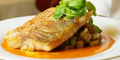 Roasted Red Snapper With Coconut-Ginger Sauce - GoodHousekeeping.com