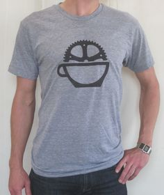 Bicycle Coffee Co. T-Shirt