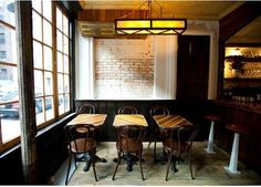 Restaurant Visit: Goat Town in New York - Remodelista