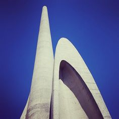Taal Monument | Paarl | South Africa | photo Cathy O'Clery South Africa, Building, Travel, Viajes, Buildings, Destinations, Traveling, Trips, Construction