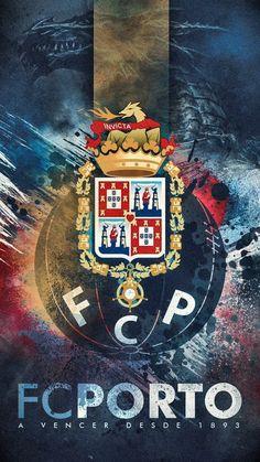 Portugal Football Team, Soccer Logo, Cliff House, Fc Porto, Camp Nou, Easy Paintings, Bingo, Gabriel, Tatoos