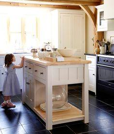 deVOL Classic Kitchens | Freestanding Handmade Kitchen Furniture.